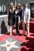 Maria Arena Bell, Kate Linder, Josh — Stock Photo