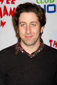 Simon Helberg — Stock Photo