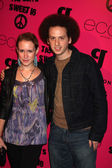 Valerie Brandy & Josh Sussman — Stock Photo