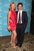 Michelle Stafford and Christian LeBlanc — Stock Photo