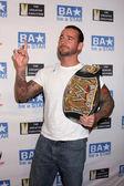 Phillip Jack Brooks aka CM Punk — Stock Photo