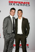 Max Carver, Charlie Carver — Stock Photo