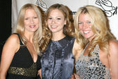 Cynthia Preston, Tamara Braun, and Alicia Leigh Willis — Stock Photo