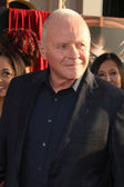 Anthony Hopkins — Stock Photo