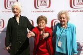 Bea Arthur, Rue McClanahan, & Betty White — Photo