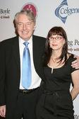 Dr. Brian Durie & Susan Novis — Stock Photo