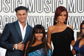 Jersey shore reparto — Foto de Stock