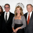 Jane and Tim Allen, Mary Hart and Burt Sugarman — Stock Photo