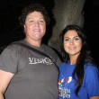 Dot-Marie Jones (of Glee & Venice), Nadia Bjorlin — Stok fotoğraf