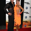 Mike Sorrentino, Karina Smirnoff — Stock Photo