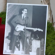 Buddy Holly — Stock Photo