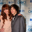Bella Thorne, Jimmy Bennett - Stock Photo