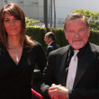 SusSchneider & Robin WIlliams — Stockfoto #12965488