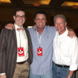 "Thom Bray, Joe Penny, Perry King ""Riptide"" - Stockfoto"