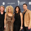 Little BIg Town - Stock Photo