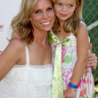 Cheryl Hines & Daughter — Stock Photo