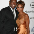 Stock Photo: Rodney Peete and Holly Robinson Peete