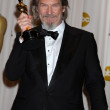 Jeff Bridges, Winner, Best Actor — Stock Photo #12967581