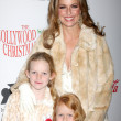 Stock Photo: MelorHardin, Daughters Rory, Piper