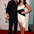 Brandon Beemer & Nadia Bjorlin — Stock Photo