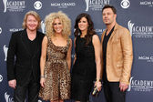 Little BIg Town — Stock Photo