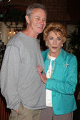 Tristian Rogers, Jeanne Cooper — Stock Photo