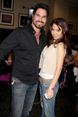 Don DIamont & Lisa LoCicero — Stock Photo
