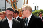 Adam Savage, Jamie Hyneman of Mythbusters — Stock Photo