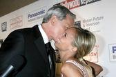 Victor Garber & Kristin Chenoweth — Stock Photo