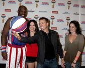 Big Easy, Maria Ho, Phil Keoghan, Tiffany Michelle — Stock Photo