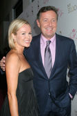 Amanda Holden & Piers Morgan — Stock Photo