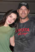 Megan Fox, Brian Austin Green — Stock Photo