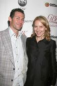 Gavin B. Keilly & Amy Ryan — Stock Photo