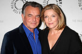 Ray Wise, Sheryl Lee — Stock Photo