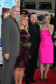 Ashley Jensen & Ricky Gervais , & Spouses — Stock Photo