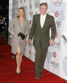 Annette Bening & Warren Beatty — Stock Photo