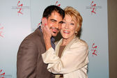 Thom Bierdz, Jeanne Cooper — Stock Photo