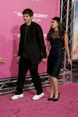 Ashton Kutcher & Demi Moore — Stock Photo