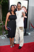 Rza an guest — Stock Photo