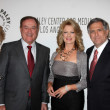 Stock Photo: Pat Mitchell, Al Michaels, Mary Hart, Les Moonves