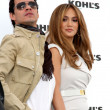 Marc Anthony, Jennifer Lopez — Stock Photo