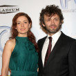 Lorraine Stevens &amp; Michael Sheen - Photo