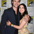 Grey Damon, Grace Phipps - Photo