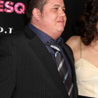 Chaz Bono (In Suit) - Photo