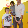 James Marsden &amp; His children - Photo