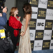 Frances Fisher & Olivia WIlde — 图库照片