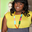 Amber Riley - Stock Photo