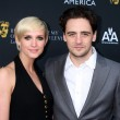 Stock Photo: Ashlee Simpson, Vincent Piazza