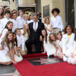 Stock Photo: Adderley School Singers with AndreBocelli