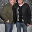 Greg Grunberg &amp; Bob Guiney - Foto de Stock  